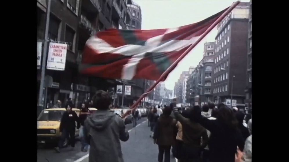 Foto: Un momento del documental 'Mudar la piel', de Ana Schulz y Cristóbal Fernández. (Márgenes)