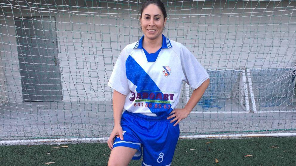 Campeona de boxeo y ahora futbolista: la fabulosa mutación de Marta Brañas