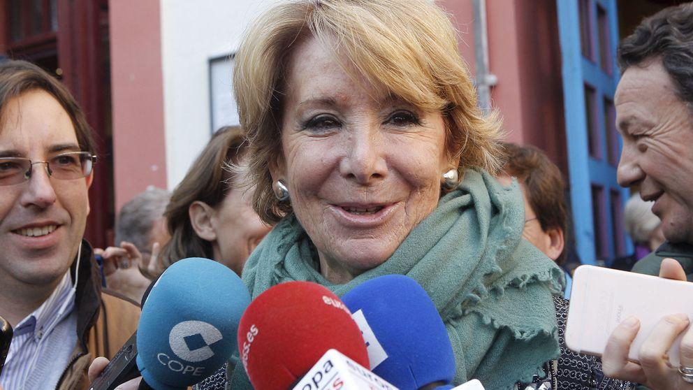 Ciudadanos cumple su amenaza y cita a Aguirre a la comisión de corrupción