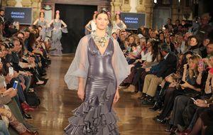Laura Sanchez entre el Real Madrid, el betis y el flamenco