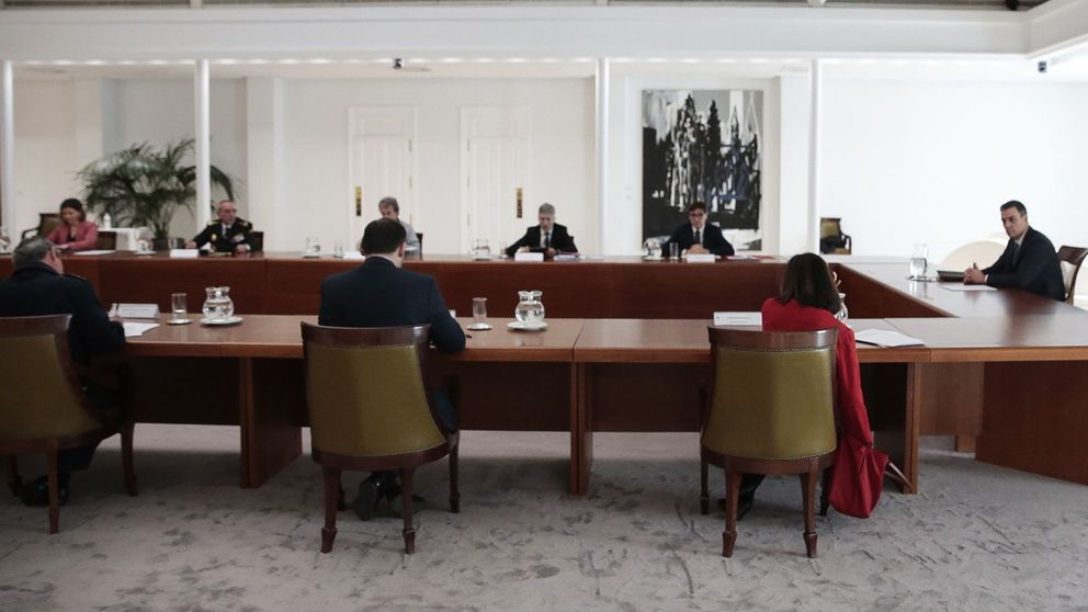 Última hora del Covid-19, en directo   Siga la rueda de prensa tras la reunión del Comité de Gestión Técnica del coronavirus