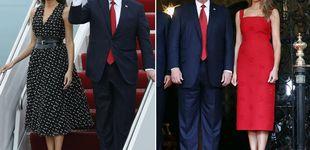 Post de Las dos versiones de Melania Trump: clásica y sexy