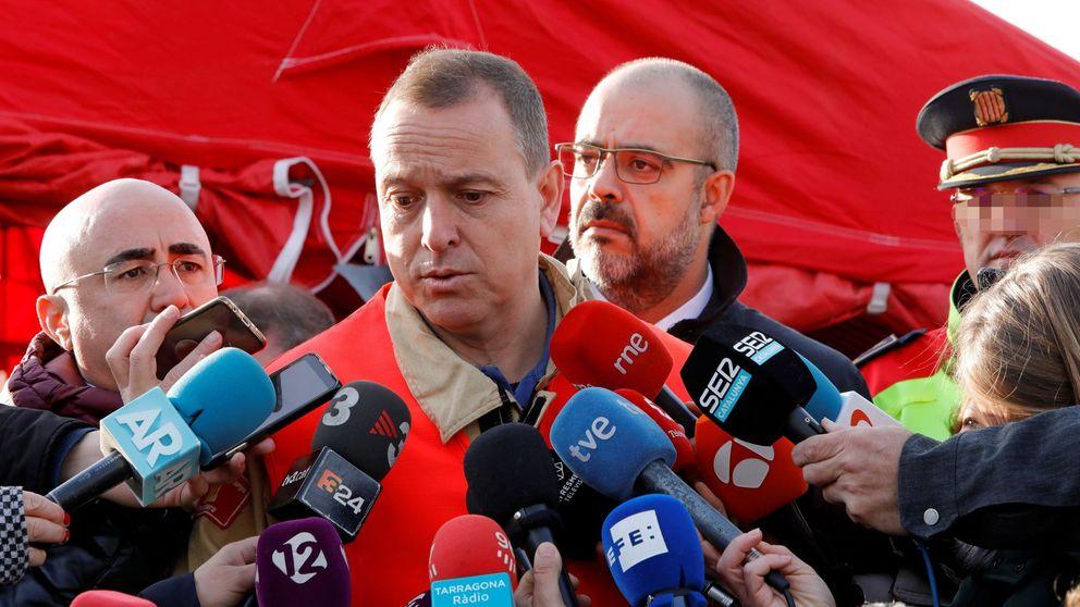 Última hora de la explosión en Tarragona   Muere el herido crítico en el hospital