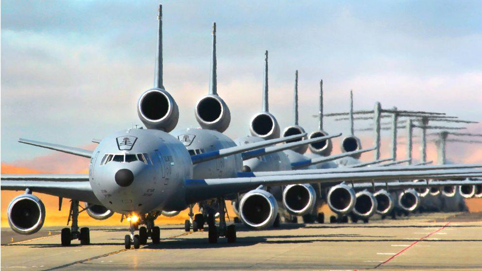 Más de 100 cazas y bombarderos: el plan de EEUU para crear el ejército del aire más letal