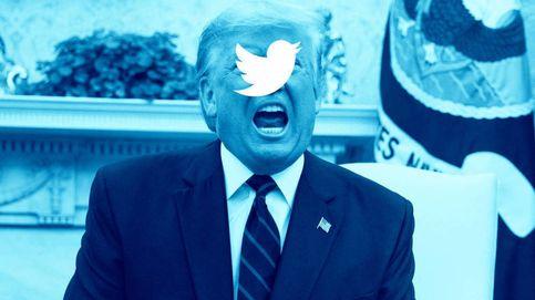 Los insultos que Trump ha lanzado en cuatro años en Twitter