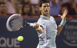 Djokovic probará la recuperación de Nadal en la semifinales de Montreal