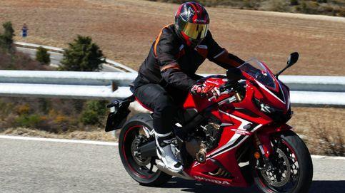 Honda CBR 650R, referencia de las motos deportiva