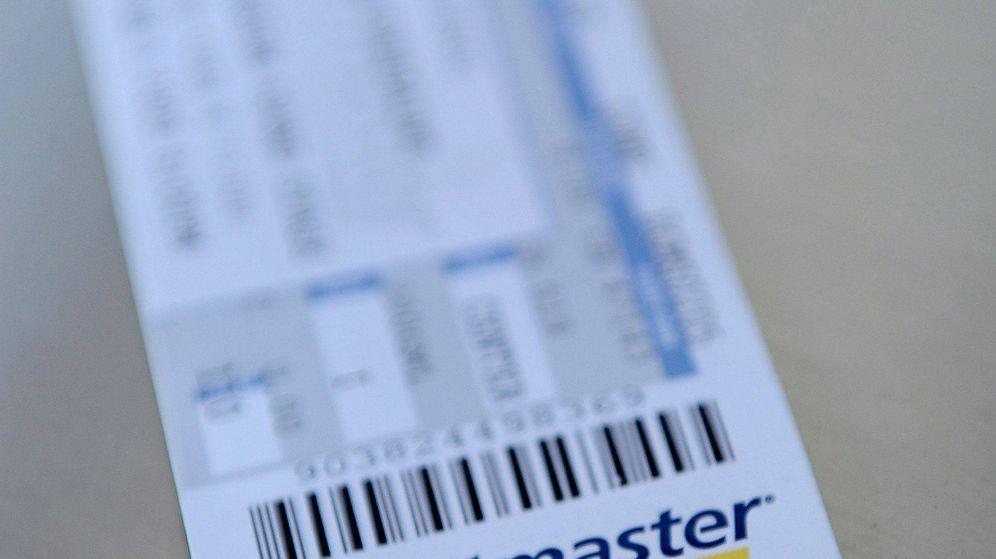 Foto: Ticketmaster cerrará SeatWave, su web de reventa de entradas (Efe/Andrew Gombert)