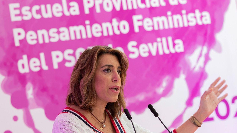 Susana Díaz insiste en que se queda mientras Espadas se abre a ser su sucesor