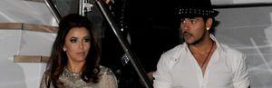Foto: Eva Longoria y Eduardo Cruz, de fiesta en Cannes