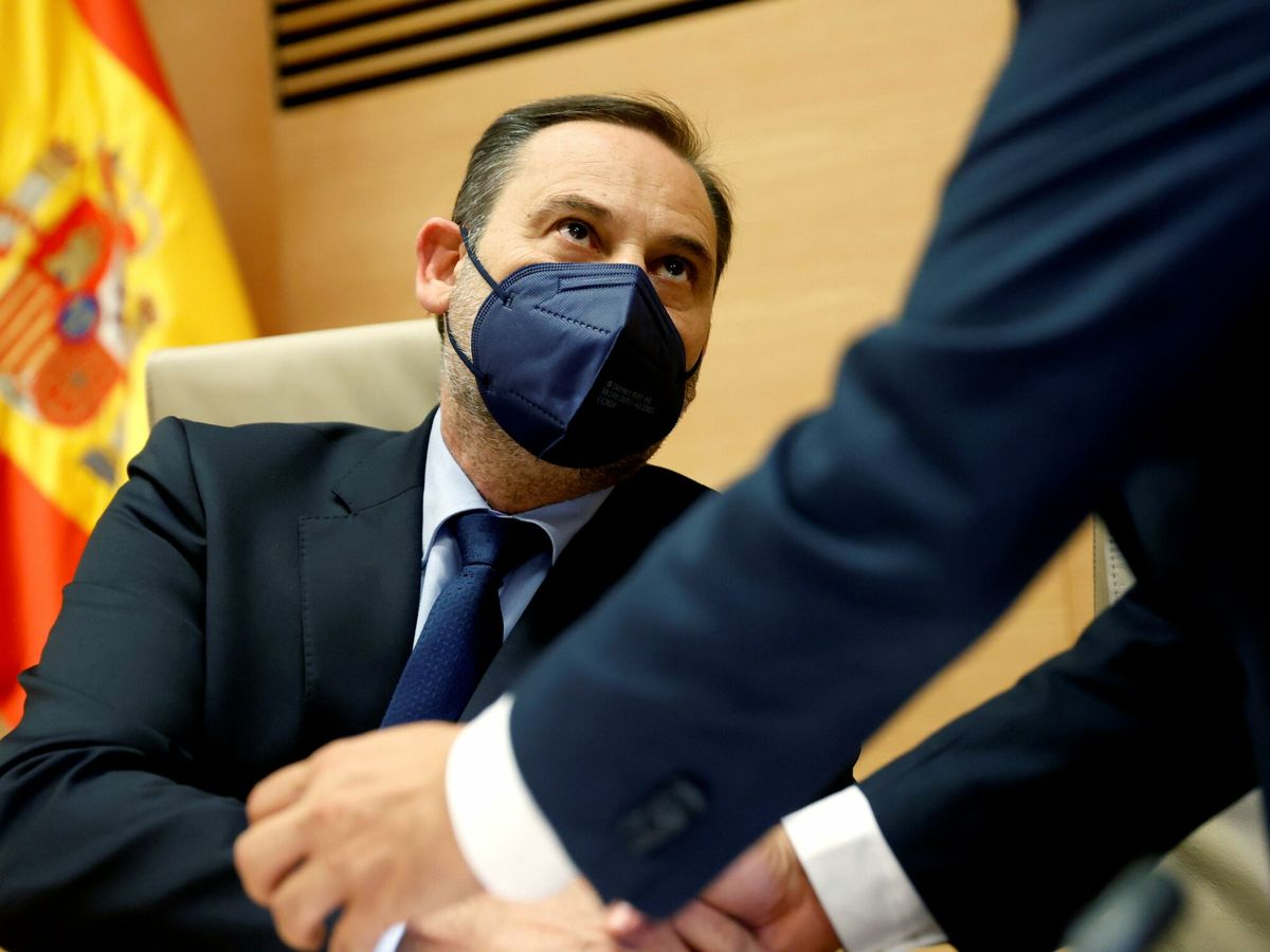 Foto: El exministro José Luis Ábalos. (EFE)