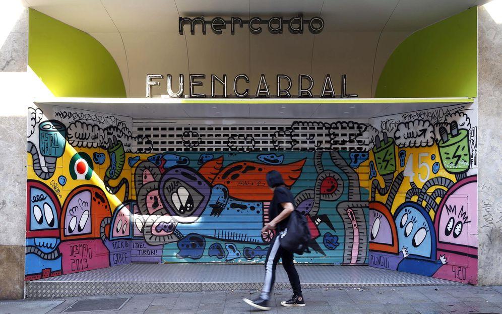 Foto: El Mercado de Fuencarral acaba de cerrar sus puertas
