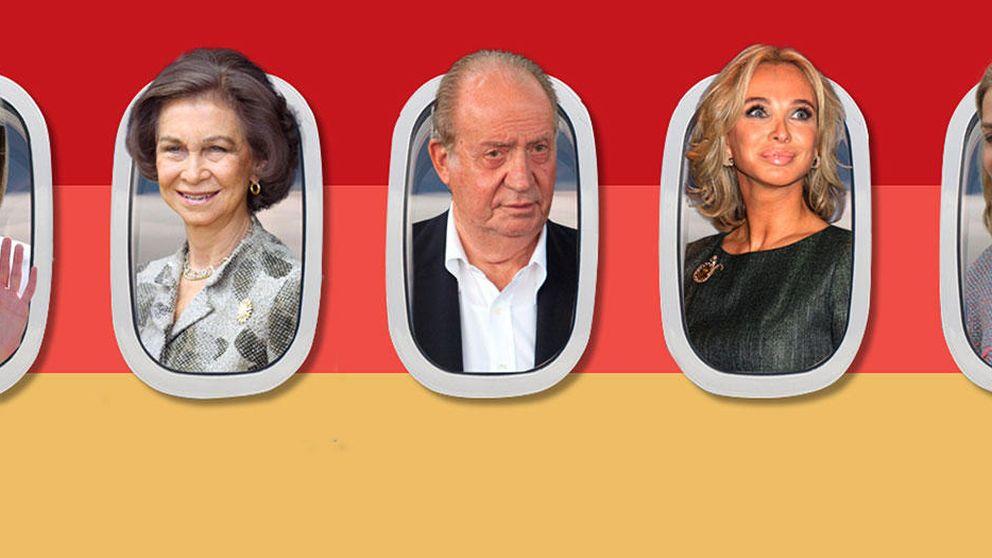Ocho cosas que sabemos de Juan Carlos un año después del anuncio de su abdicación