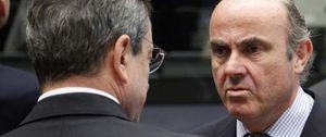 Foto: El Gobierno se encomienda a Draghi tras rebasar la línea roja de 450 puntos en la prima de riesgo