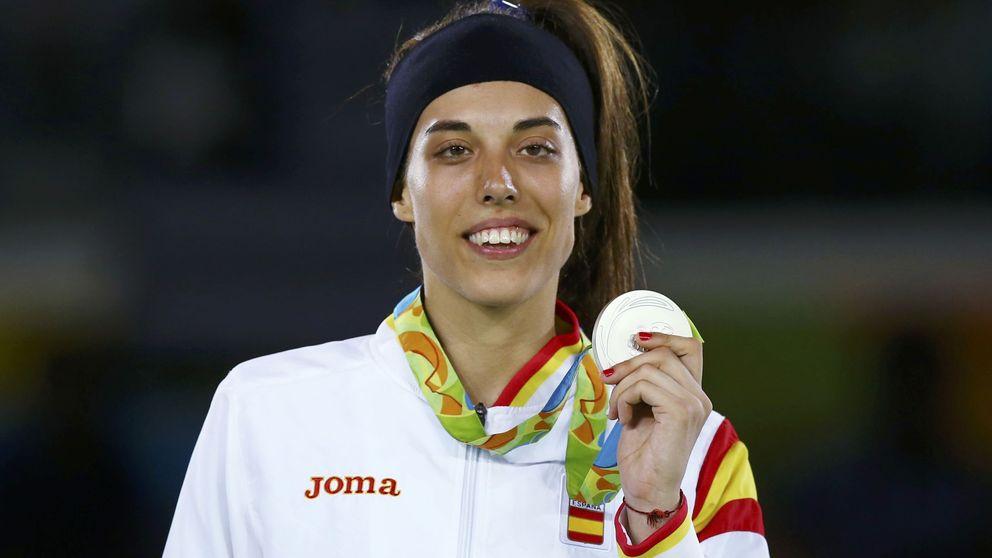 Noche de medallas en el taekwondo: plata de Calvo; bronce de González