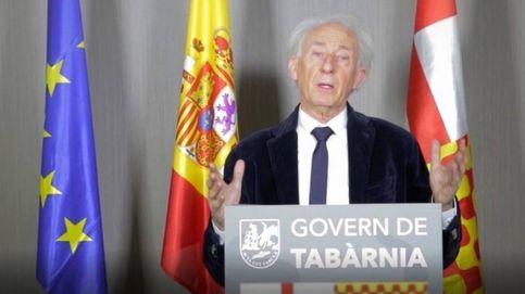 Así ha sido el discurso de Boadella como presidente de Tabarnia en el exilio