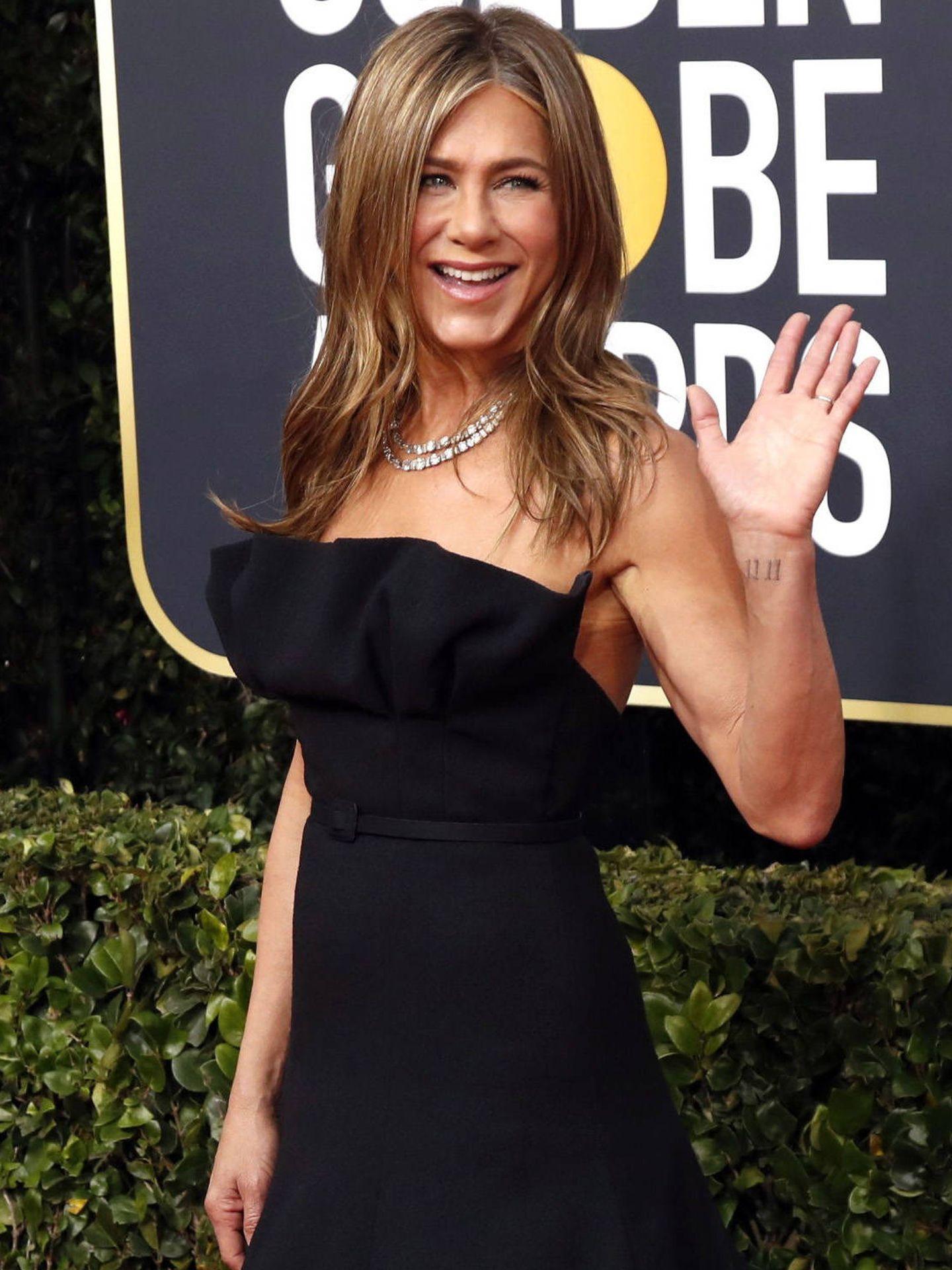 Jennifer Aniston. (EFE)