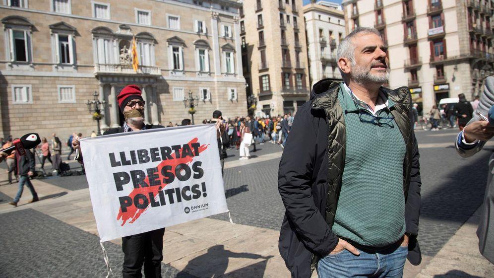 Foto: Carlos Carrizosa, líder de Ciudadanos en Cataluña. (EFE)