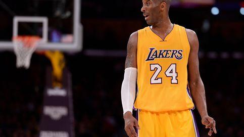 Siete triples del mejor Kobe evitan que los Lakers sufran una derrota histórica