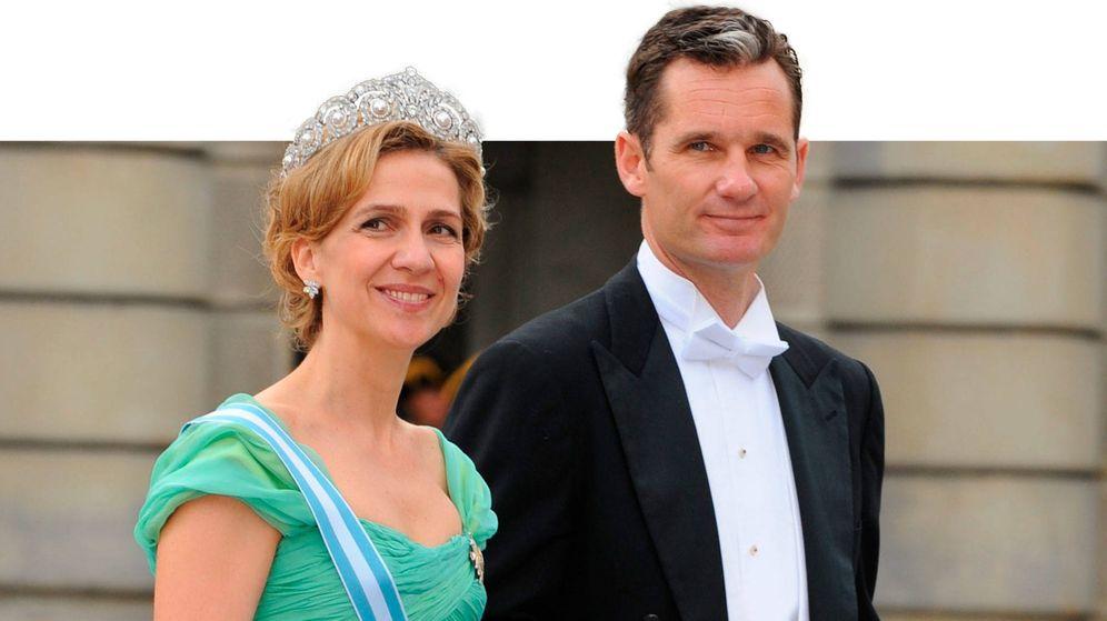 Foto:  La infanta Cristina e Iñaki Urdangarin. (Getty)