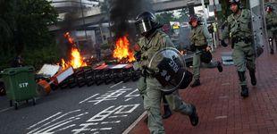 Post de La Policía irrumpe en un centro comercial de Hong Kong tomado por manifestantes