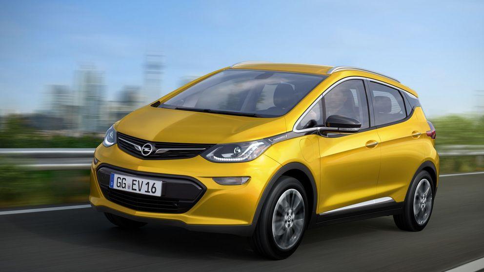 Opel lanzará su compacto eléctrico en 2017