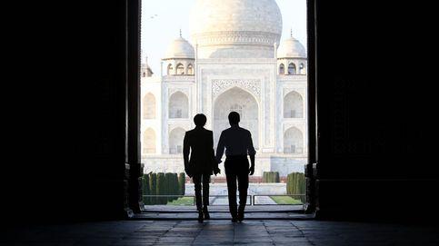 Por qué los Macron han visitado el Taj Mahal sin vestirse de Bollywood