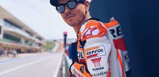 Post de El misterioso fallo en la moto de Jorge Lorenzo y la posición que Honda le pidió