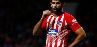 Post de Los 65 millones de euros por Diego Costa de China que ponen en jaque al Atlético