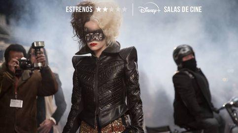 'Cruella': Disney se disfraza de punk, pero no se atreve a matar perritos