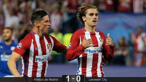 Al Atlético no le gustan los equipos como el Leicester, pero en Europa los gana igual
