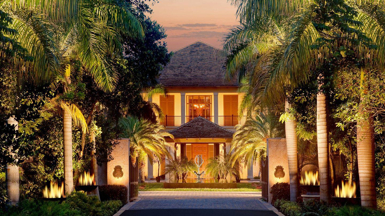 El St Regis Bahía Beach Resort recuerda a las haciendas tradicionales
