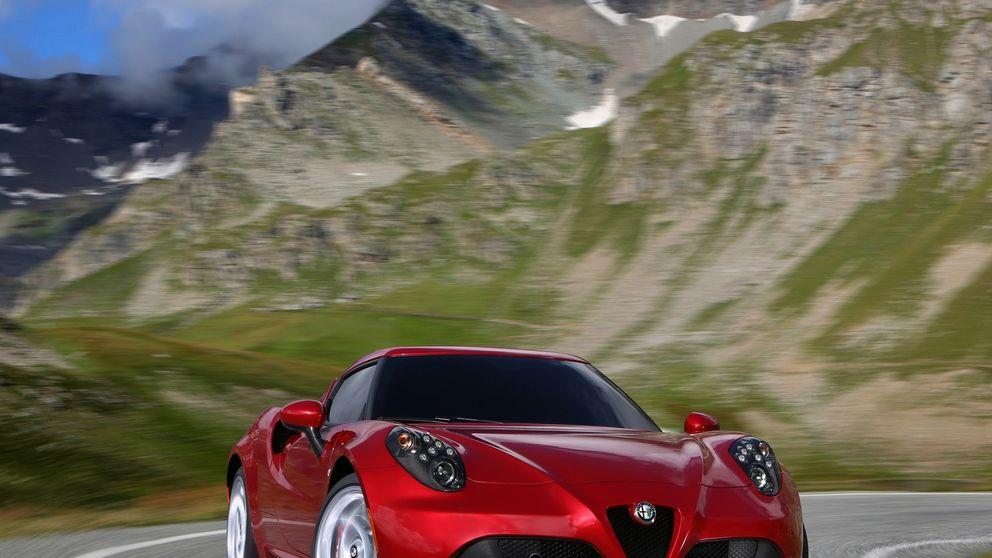 Alfa Romeo 4C, un gran deportivo a la venta desde 53.990 euros