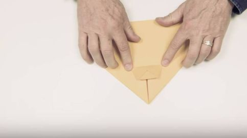 Cómo hacer el mejor avión de papel del mundo, según la Universidad de Harvard