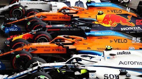 Los brotes verdes regresan a la Fórmula 1 en forma de patrocinios digitales