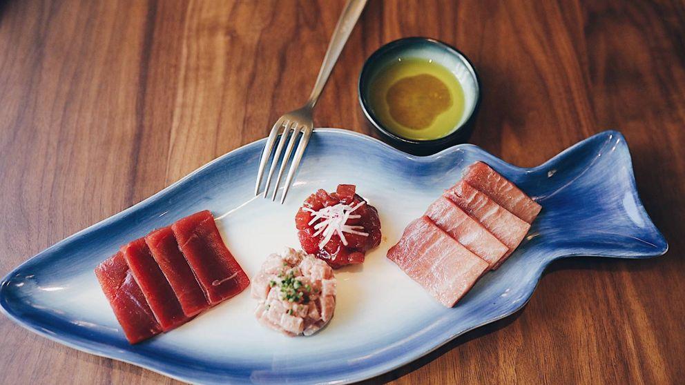 Come el mejor pescado en los dos restaurantes de moda en Madrid