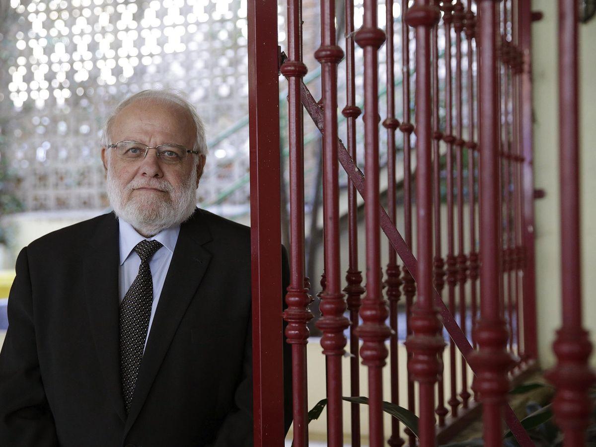 Foto: El presidente de la Unión de Comunidades Islámicas de España, Riay Tatary. (EFE)