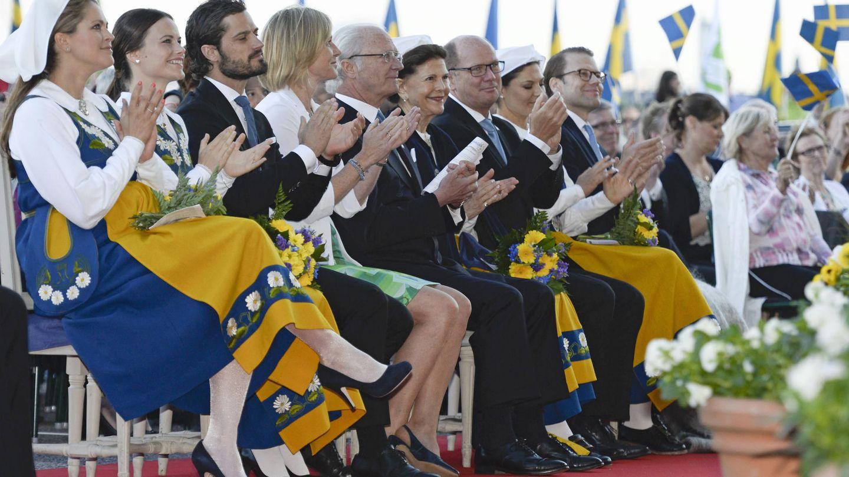 Imagen de archivo del Día Nacional de Suecia. (EFE)