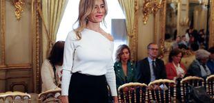 Post de Begoña Gómez, sola (y muy sexy) mientras Pedro Sánchez inicia la campaña