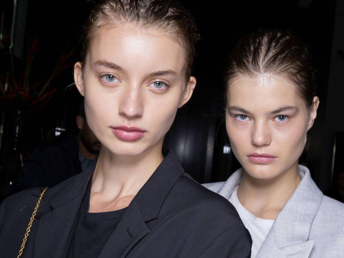 Foto: El tercio inferior de la cara es clave para un aspecto juvenil y armónico. (Imaxtree)