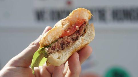 Verdura que sabe y sangra como ternera: la carne 'fake' también se cocina en España