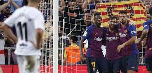Post de La superioridad de Barça y Madrid desnivela la Liga a las primeras de cambio
