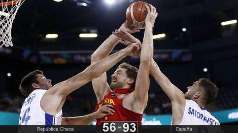República Checa tampoco es rival para una España que se pasea