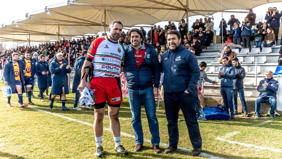 Cuando llegó a la Selección de rugby cortaba los árboles sin hacha: la leyenda de Astarloa