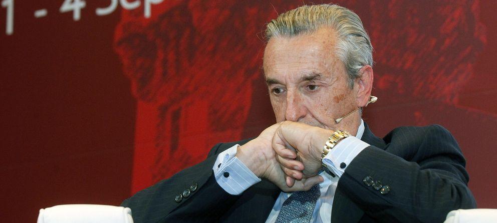 Foto: El presidente de la Comisión Nacional de los Mercados y Competencia (CNMC), José María Marín (EFE)