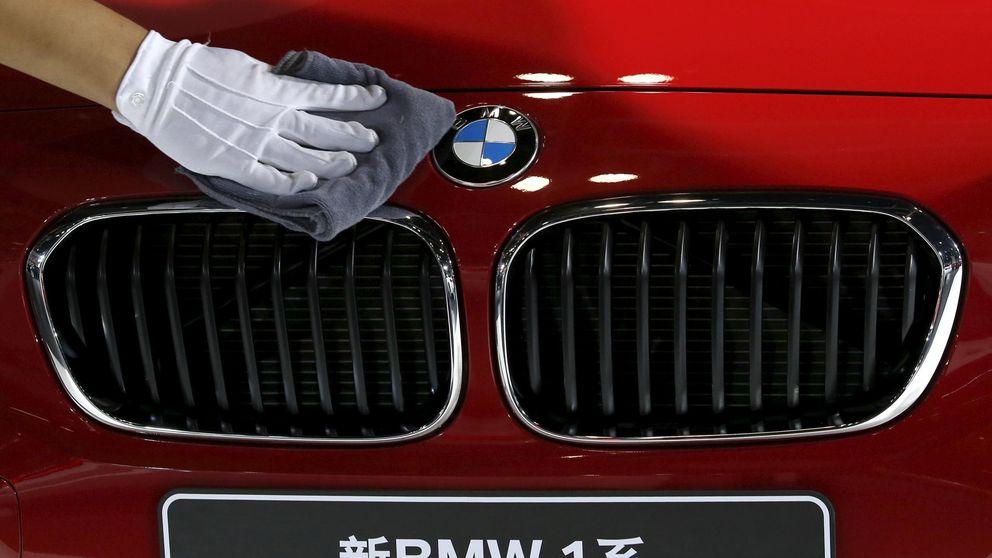 BMW se hunde por el 'contagio' Volkswagen: sus emisiones superan los límites de la UE