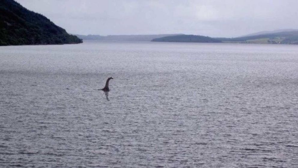 El monstruo del Lago Ness bate récord en 2017