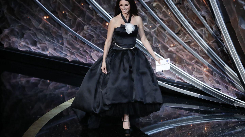 Penélope Cruz, en los Oscar. (Reuters)