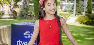 Post de Eurovision Junior 2019: horario y dónde ver en 'tv' la actuación de Melani García