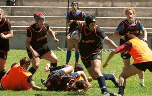 Las 'Leonas' del Rugby español van a por todas en el prócximo Mundial